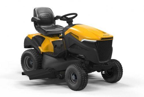 Išskirtinio dizaino traktoriukas Stiga