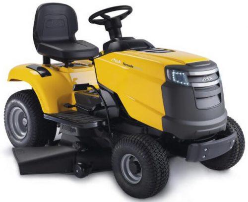 žolės pjovimo traktoriukas kawasaki varikliu