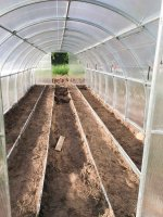 Šiltnamis Botanik Premium su Karb sistem 5