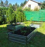 Pakelta lysvė Klasika Garden