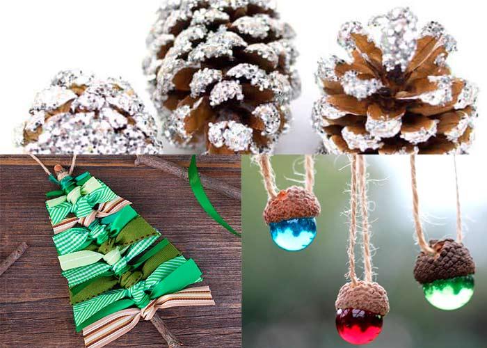 Kalėdinių rankdarbių idėjos