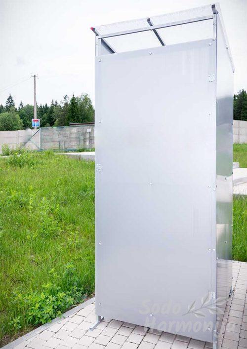 Lauko tualetas iš galo agrosfera, sodoharonija.lt